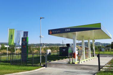 Brod-plin d.o.o. dovršio izgradnju CNG punionice – USKORO OTVORENJE